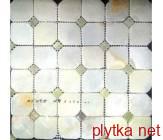 Cordoba white 4,5х4,5 (31х31)