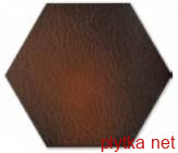 Cloud Brown DURO 26x26 HEKSAGON структур