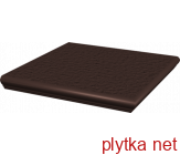 СТРУКТУРНА СХОДИНКА З КАПІНОСОМ NATURAL BROWN DURO, 33х33