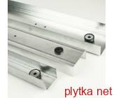 Vibrofix Liner 28, направляющий профиль (ширина 28 мм, длина 3 м)