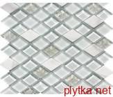 Мозаика T04 , 300x300 серый 300x300x0