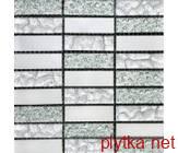 Мозаика HL200, 30х30 серый 300x300x0 матовая