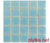 Мозаика FA 04, 32,7х32,7 голубой 327x327x0 глянцевая