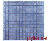 Мозаика FA 57, 32,7х32,7 синий 327x327x0 глянцевая