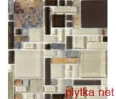Мозаика T-MOS MAGIC SLATE, 30х26,2 микс 300x262x8 глянцевая