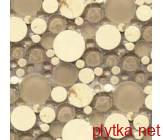 Мозаика T-MOS BUBBLE2, 31,5х31,5 бежевый 315x315x8 глянцевая