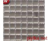 Мозаика T-MOS WHITE T-MOS WHITE, 32х32 серый 320x320x6 глянцевая