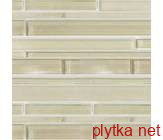 Мозаика TO-MOS CN-29 STRIPES BEIGE, 32,2х35,7 бежевый 322x357x6 матовая