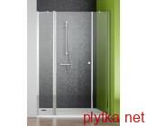 EOS II DWS 140/L хром/прозоре Двері душові
