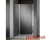 EOS II DWJ 90/L хром/прозоре Двері душові