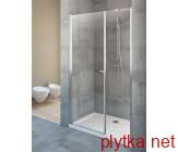 EOS DWS 110/L хром/прозоре Двері душові