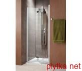 Eos DWB 90/L хром/інтімато Двері душові
