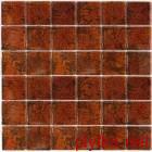 Керамическая плитка Мозаика TO-MOS G09 (L) оранжевый 300x300x4