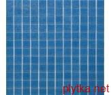 Керамическая плитка Мозаика A63 синий 324x324x0