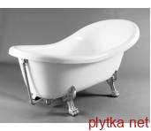 Ванна Marmite Romance White (комплект)