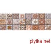 Керамическая плитка Aragon Tierra коричневый 225x600x0 матовая