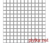 Altea Bianco mozaika 30x30 кубик 2,3x2,3