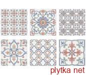 Керамическая плитка Суррей белый 200x200x0