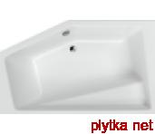 Ванная 1600 x 1000 правая асимметричная