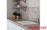 Керамическая плитка VERNON WHITE PREINCISION , настенная , 400x250 белый 400x250x0 глянцевая
