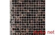 Мозаика K-MOS CBB003 DARK BROWN 327x327x4