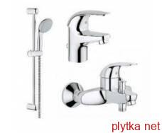 121637 Euroeco Набір для ванни