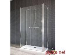 EOS2 II S1 100/L хром/прозрачные Боковые стенки