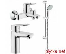 GROHE BauLoop 1181085 Набір змішувачів для ванни