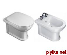 CANOVA ROYAL Биде напольное с 1 отв.под смеситель, белое 36х53 см