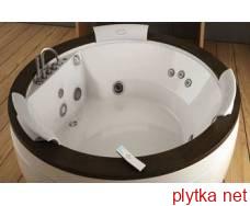9F43-541A Nova Top Ванна г/м d-180, wenge